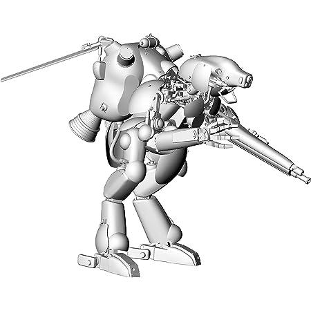 ハセガワ マシーネンクリーガー 宇宙用ヒューマノイド型無人邀撃機 グローサーフント シュバルツフント 1/20スケール プラモデル 64123