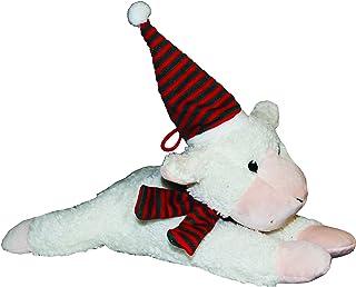 パッチワークペットHoliday Cozy Plush Dog Toy