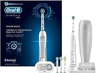 Oral-B SmartSeries 6000 Cepillo de Dientes Eléctrico con Tecnología Braun