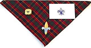 cub scout bear neckerchief
