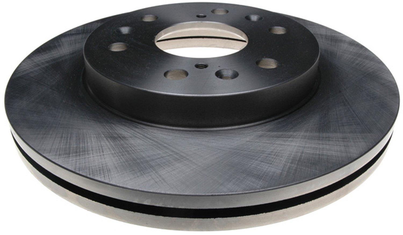 ACDelco 18A2724A Advantage Non-Coated Front Disc Brake Rotor