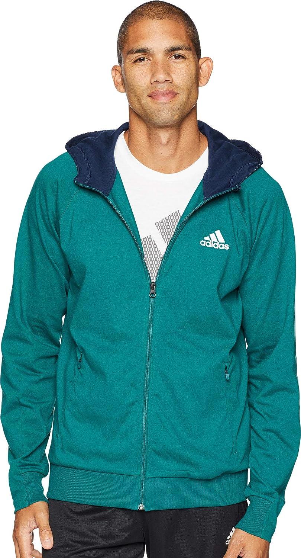 adidas 高品質 Men's Athletics Sport 2 Street Lifestyle Hoodie Pullover いよいよ人気ブランド