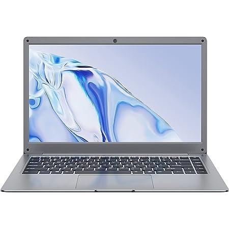 Jumper Portátiles 14 Pulgadas, Ordenador Portátil 12GB+256GB SSD, PC Laptop de Sistema Operativo Windows 10,Dual-Core Full HD IPS,Intel Celeron N4020,Cámara frontal HD, USB3.0, WiFi,Expandible SSD