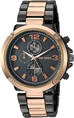 Multifunctional Dial Men Alloy Band Watch SMW198