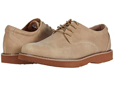 Deer Stags Walkmaster Plain Toe Oxford (Sand) Men