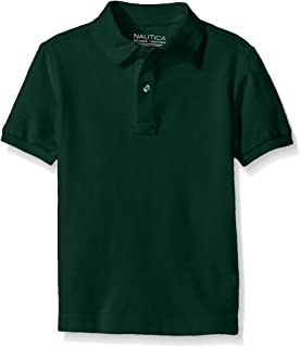 school uniform green