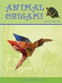 Animal Origami (Mass Market Origami Books)