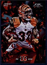 Football NFL 2015 Topps Fire Onyx #52 Jeremy Hill #52 NM+ Bengals