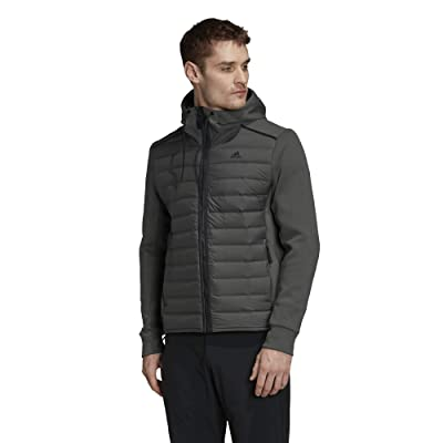 adidas Outdoor Varilite Hybrid Jacket (Legend Earth) Men