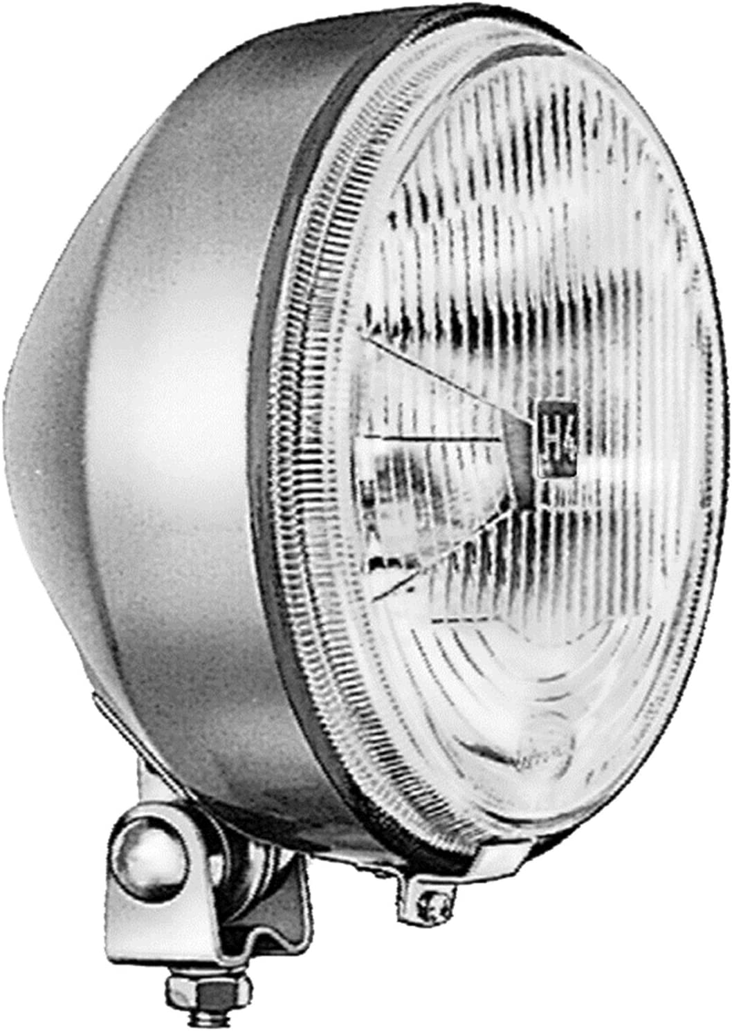 Complete Free Shipping HELLA 003099011 175mm H4 Type Single Beam Headlamp Max 56% OFF with Low High