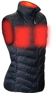 Red Bear Women's Heated Down Cotton Vest