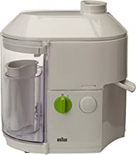 BRAUN SJ3000WH Juice Extractor 220V (Not for use in the USA)
