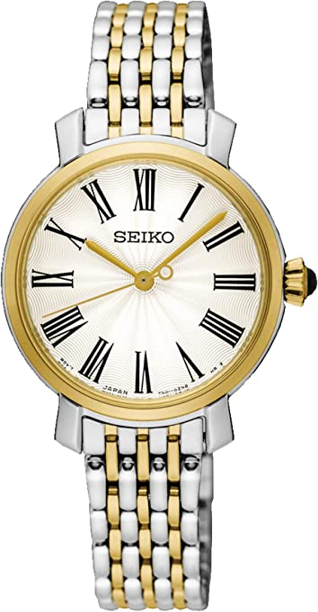Seiko Women SRZ496P Year-Round Analog Quartz Multicolour Watch
