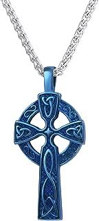 Best blue celtic cross Reviews