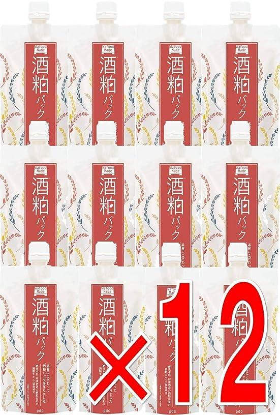 不正議論する蒸留【 12個 】 ワフードメイド (Wafood Made) 酒粕パック 170g 日本製