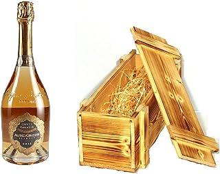 Alfred Gratien Cuvée Paradis Rosé Champagner in Holzkiste 12% 0,75l Flasche