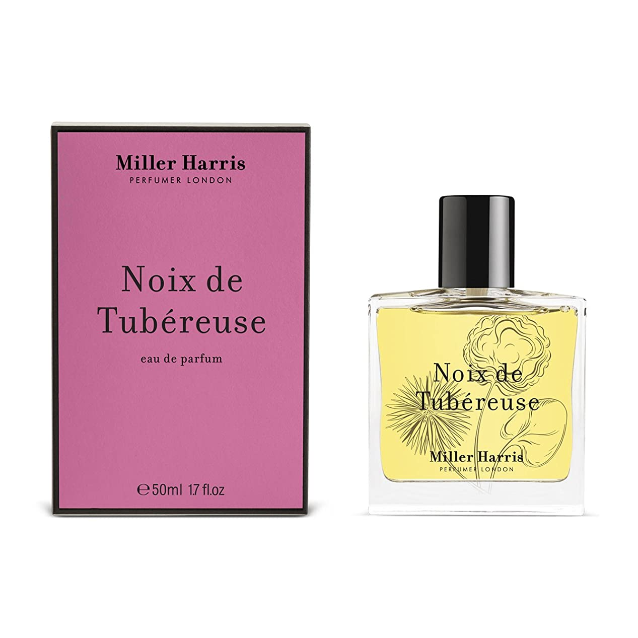 習熟度観察急行するミラーハリス Noix De Tubereuse Eau De Parfum Spray 50ml/1.7oz並行輸入品