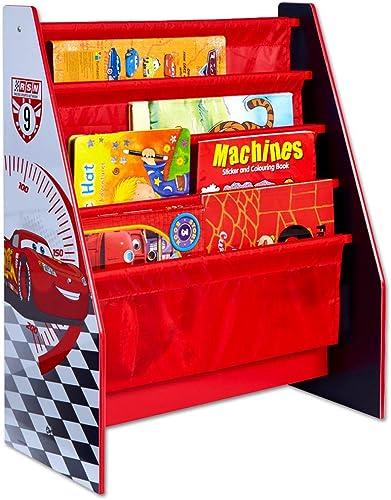 Precio al por mayor y calidad confiable. TW24 Disney Estante Estantería de almacenaje Niños Niños Niños Estantería Libro Organizador con Diseño de selección  bienvenido a comprar