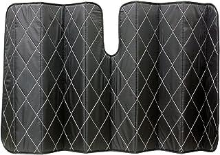 メルテック フロントサンシェード キルトシェード LLサイズ 断熱&UVカット 消臭&抗菌 1400×900 Meltec PBK-33