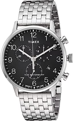 Timex Waterbury Classic Chrono Stainless Steel
