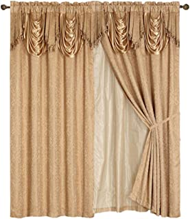 Best curtains with valance set Reviews