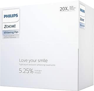 Philips Zoom Whitening Pens 5.25% HP Bulk Pack (20 Pen)