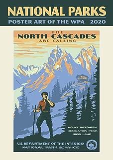 Best national park service calendar Reviews