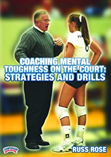 Championship Productions Russ Rose-Coaching Mental Toughness On The Court: Strategies and Drills DVD