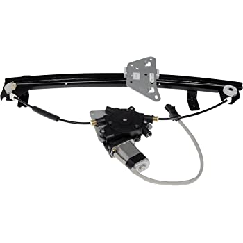 TYC Rear Right Power Window Motor and Regulator Assembly for 2000-2004 Dodge it