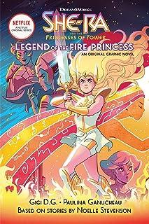 The Legend of the Fire Princess (She-Ra Graphic Novel #1), 1