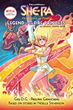 The Legend of the Fire Princess (She-Ra)