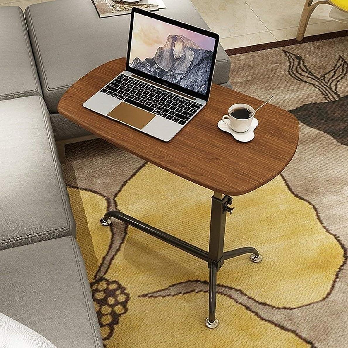 支援するエステートフルートNosterappou 持ち上がる移動式テーブル、簡単な地位の持ち上がるプラットホーム、コンピュータ折るテーブル、持ち上がる範囲67-98.5cm