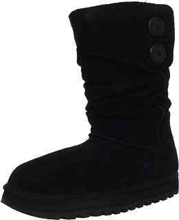 Skechers Womens Keepsakes - Freezing Temps Boots in Black.