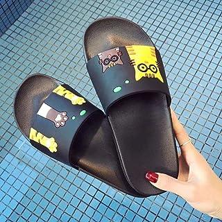 Zapatillas de Ducha Transpirables,Use Sandalias Gruesas, Zapatillas de casa Antideslizantes,de baño para el hogar Zapatillas