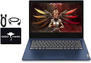 "2020 Newest Lenovo IdeaPad 14"" FHD Business Laptop Computer, AMD Ryzen 5 3500U(Beat i7-8550U), AMD Radeon Vega 8, HDMI Blu..."