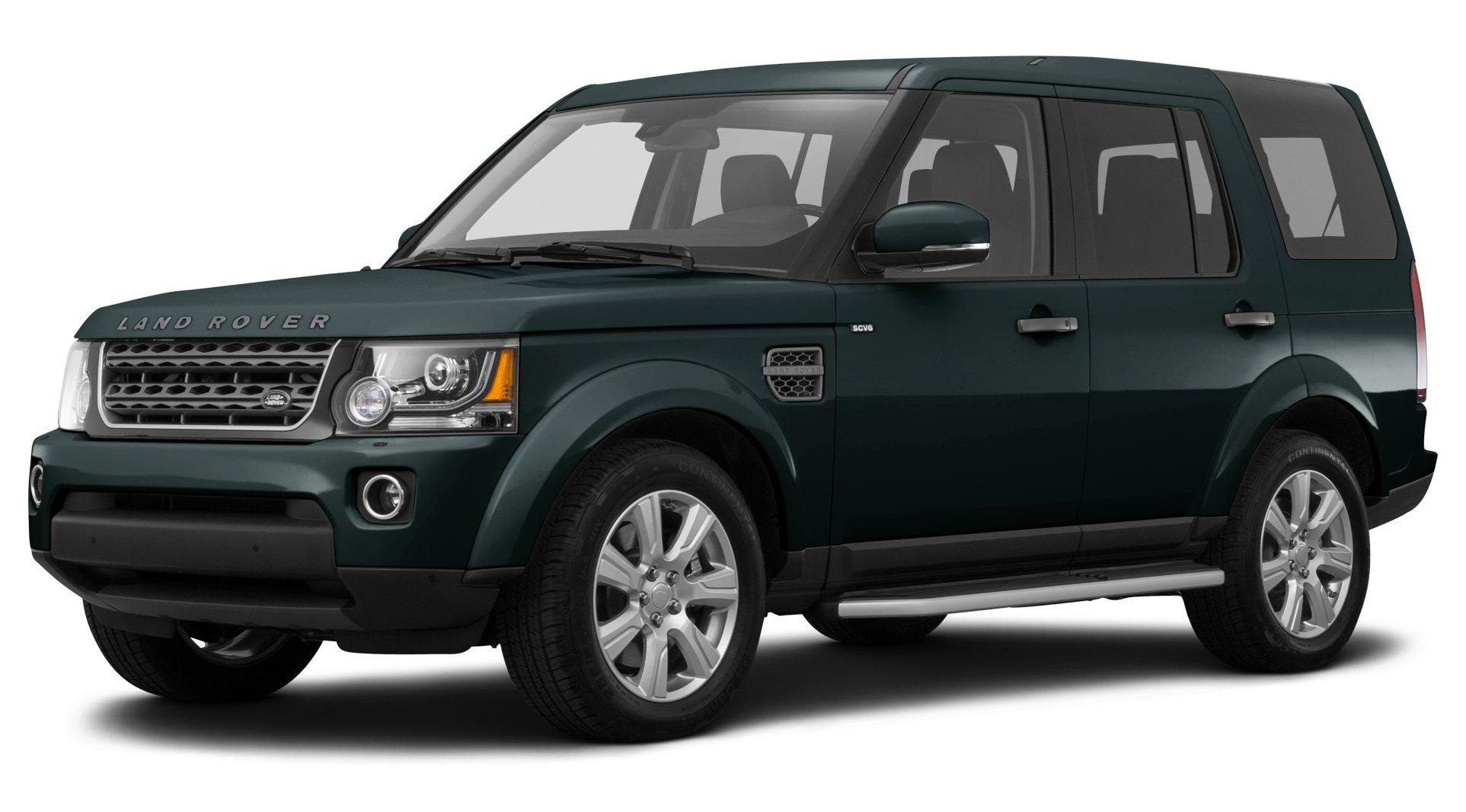 ... 2015 Land Rover LR4, 4-Wheel Drive 4-Door ...
