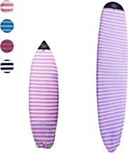 Ho Stevie! Surfboard Sock Cover - Light Protective Bag for Your Surf Board [Choose Size and Color]