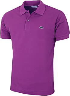 95d6791bbc Amazon.fr : polo lacoste violet