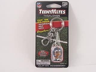 Party Animal New York Giants NFL Teenymates Keychain Tagalong Figure