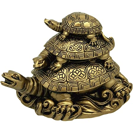 Vintage OnyxAlabaster TortoiseTurtle Sculpture