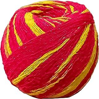 Handmade Mauli, Kalawa, Sacred Moli, Religious Cotton Thread, Pooja Dhaaga, Wrist Roll, Laccha, Pure Raksha Sutra, Rakhi, ...