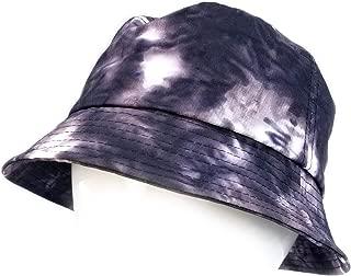 Quality Cotton PU Fashion Print Pattern Bucket Sun Hats Men Women Unisex Unconstructed Packable Cap