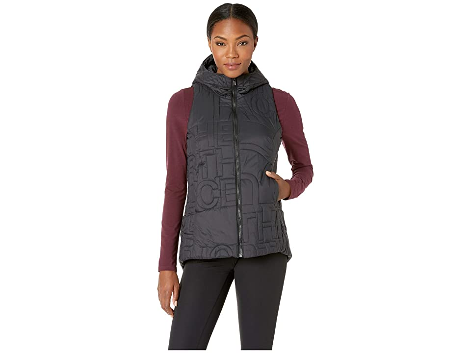 The North Face Alphabet City Vest (TNF Black/TNF Black) Women