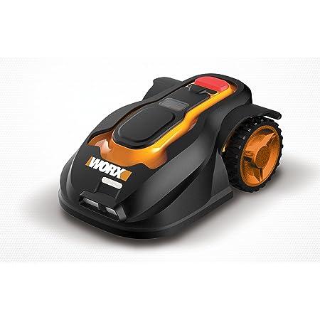 WORX WG794 Landroid M Cordless Robotic Lawn Mower with Rain Sensor & Safety Shut-Off