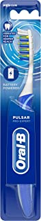 Oral-B Pulsar Pro-Expert Manual Toothbrush Enhanced with Battery Power