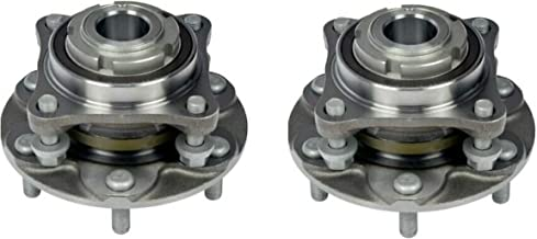 Bodeman - Pair 2 Front Wheel Hub and Bearing Assembly for 2007-2009 Toyota FJ Cruiser / 2003-2018 Toyota 4Runner / 2005-2018 Toyota Tacoma - RWD; 2x4 W/ABS