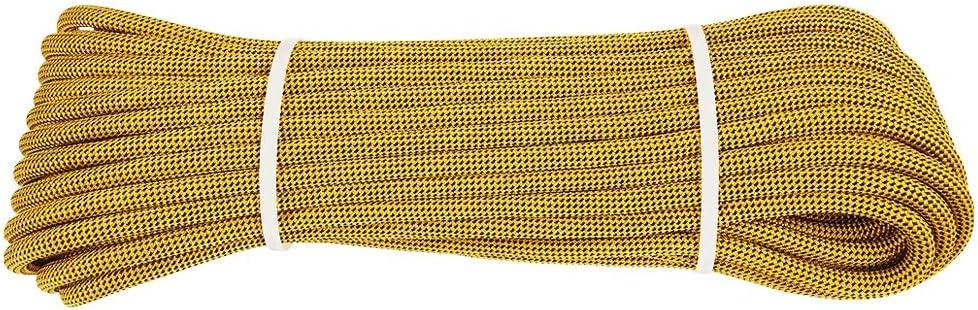 RKY Cuerda de seguridad, 12mm cuerda de rescate de fuego al ...