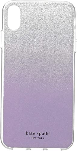 Glitter Ombre Phone Case for iPhone X Plus