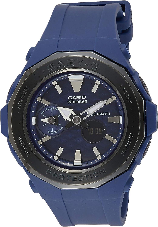 Casio Baby Men's Watch Blue G-BGA225G-2A