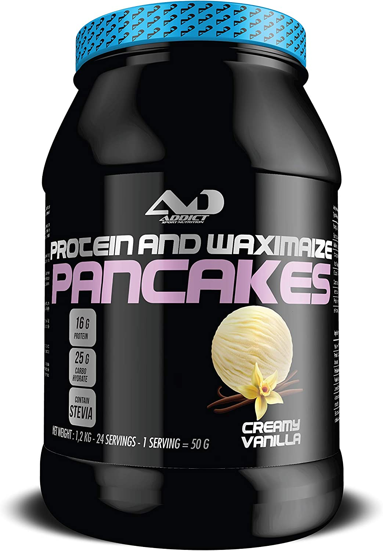 Addict Sport Nutrition waxipro Pancake Mix